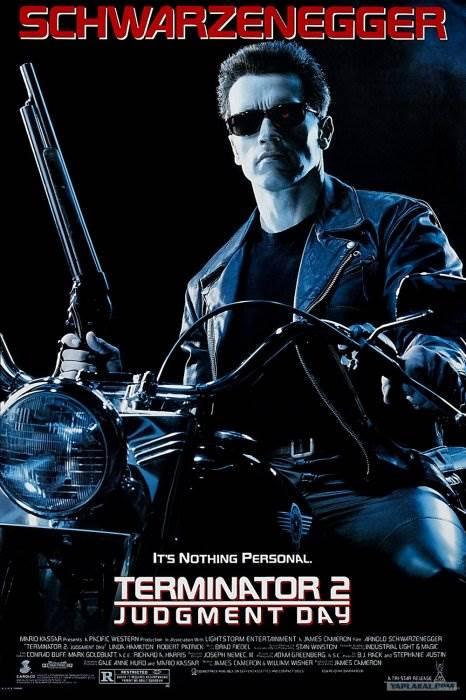 Постер к фильму «Терминатор 2