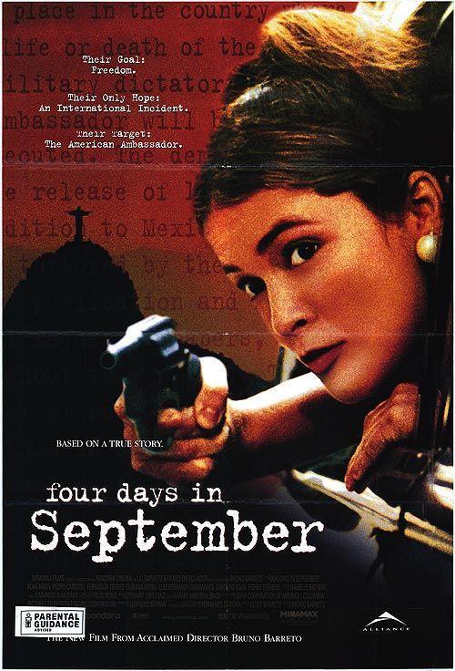 Четыре дня в сентябре (Бразилия, 1997)